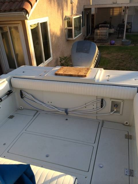 Boat Trailer Brakes >> SOLD 1991 Cabo Cuddycon 226 - Price Reduced | Bloodydecks