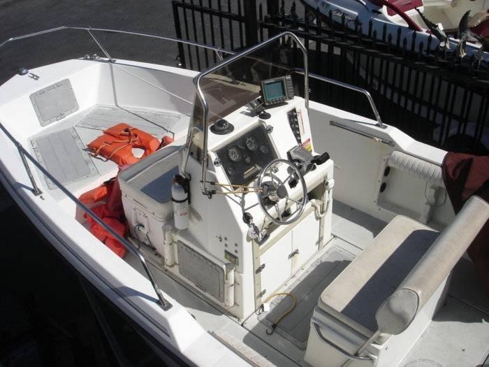 Proline Boats For Sale >> 1994 17Ft INVADER REEF RUNNER 125hp Mercury 2 stroke ...