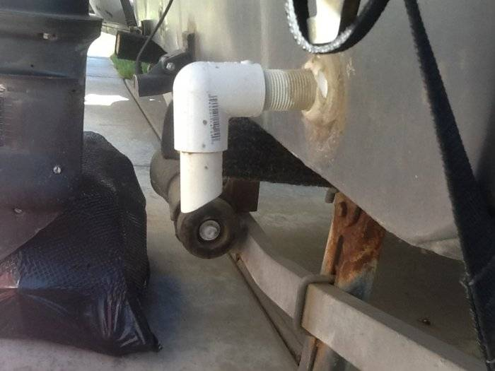 Bait Pump Set Up For Aluminum Boat Bloodydecks