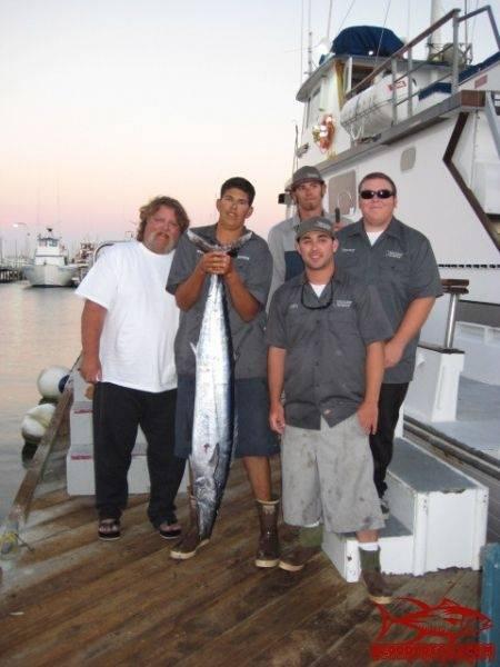 Oceanside 95 helgrens sportfishing oceanside bloodydecks for Oceanside fishing charters