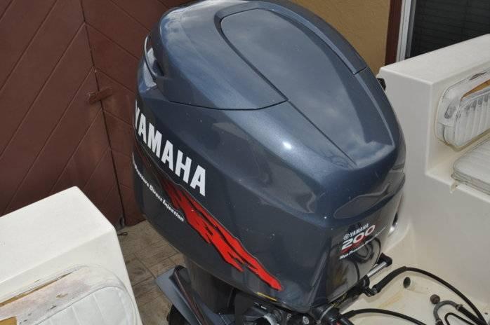 Yamaha Outboard Motor 200HP HPDI Z200 Oil injected 2-Stroke