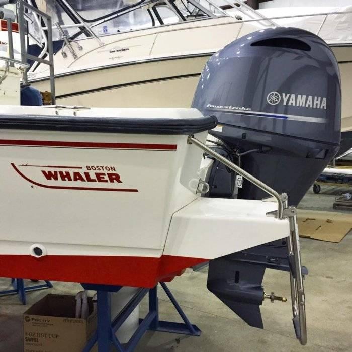 1998 Boston Whaler Outrage 21' Restoration | Bloodydecks