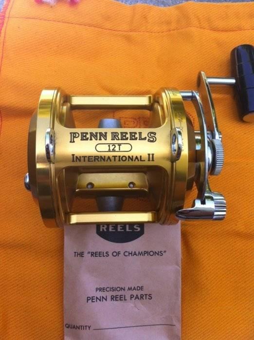 Penn International II 12T NIB | Bloodydecks