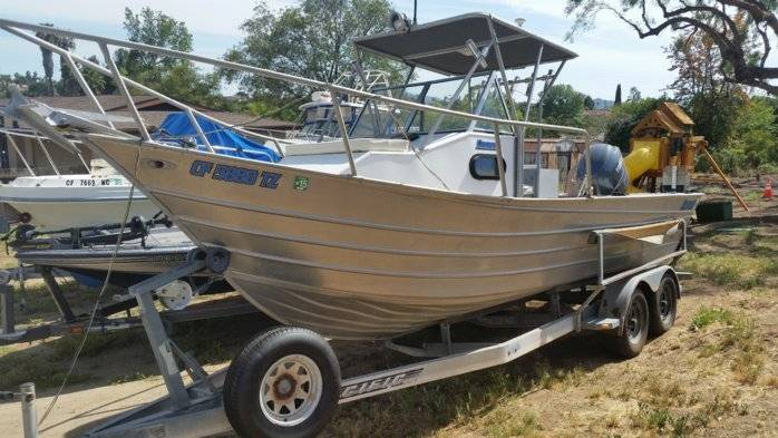 22 Ft Bayrunner Cuddy Cabin For Sale 21000 Saltwater