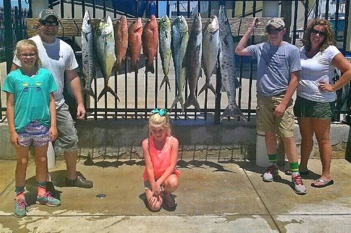 Cape canaveral charter fishing report saltwater fishing for Cape canaveral fishing report