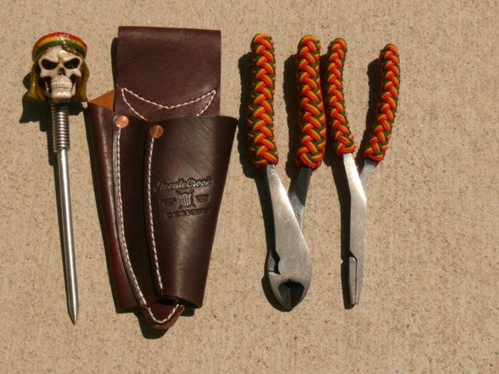 Plier Wrapping And Double Pliers Sheath Page 14