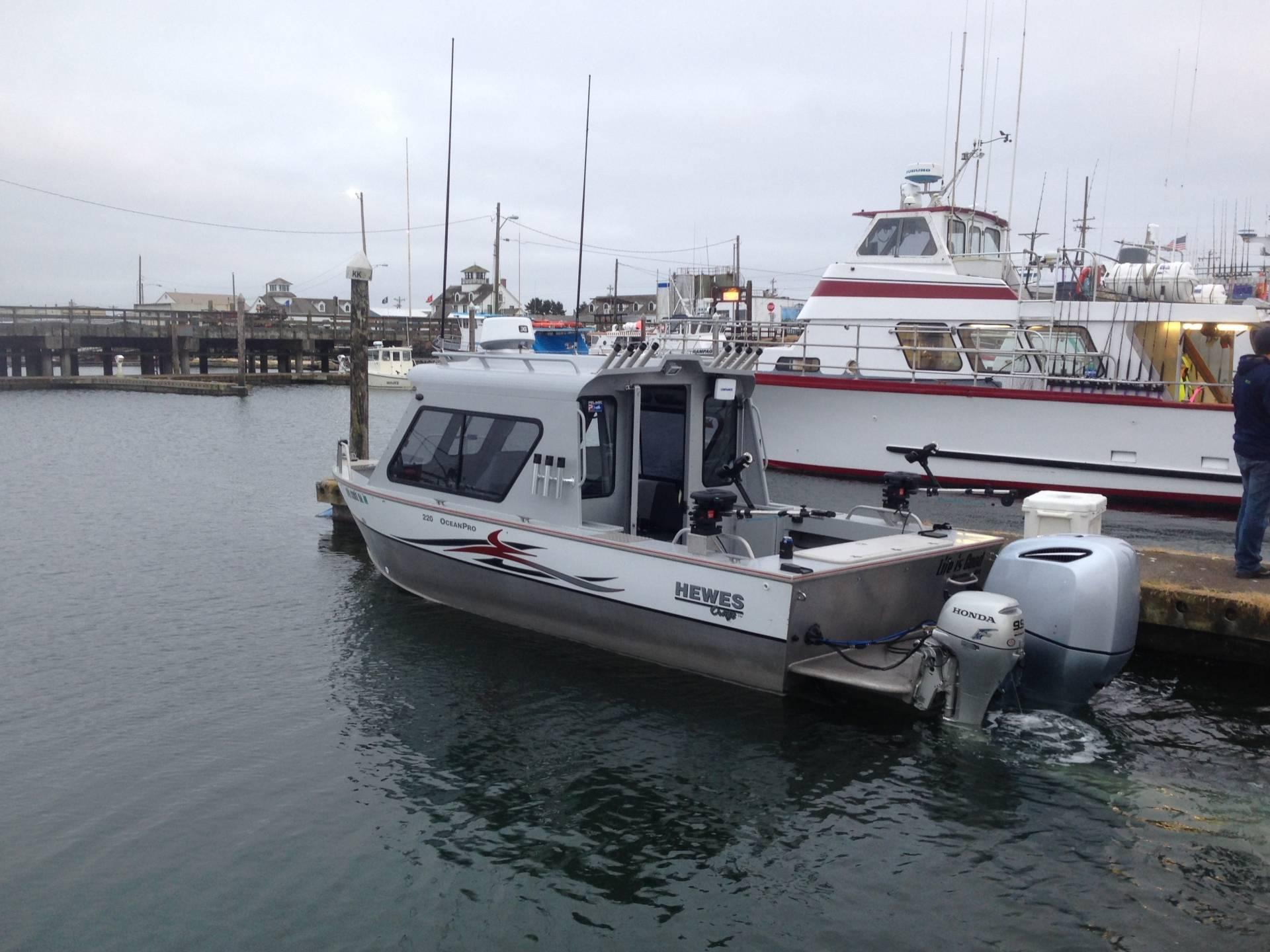 Hewescraft Ocean Pro 220 | Bloodydecks