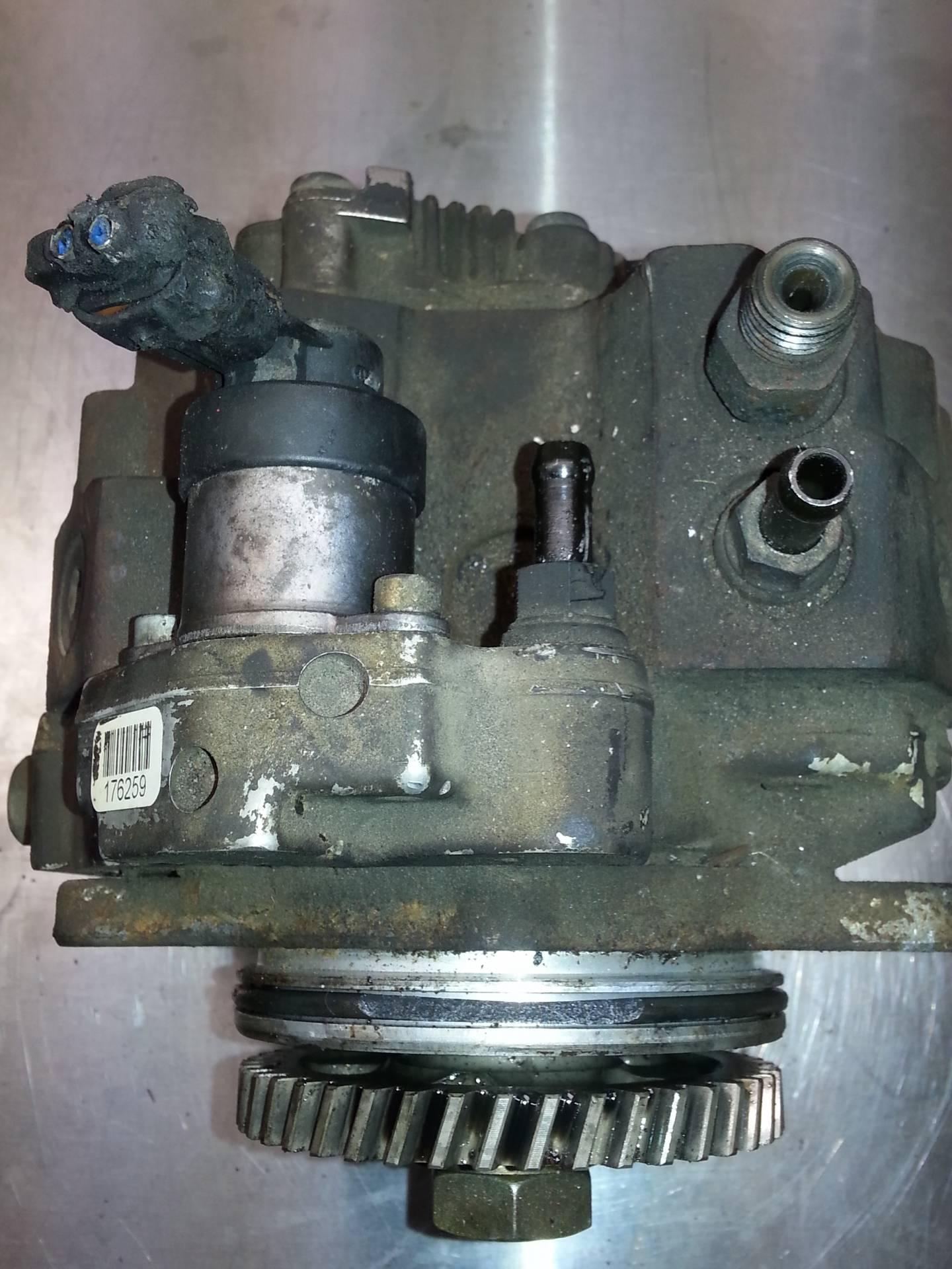 How Much Is A Power Steering Pump >> 2005 DURAMAX ENGINE LLY | Bloodydecks