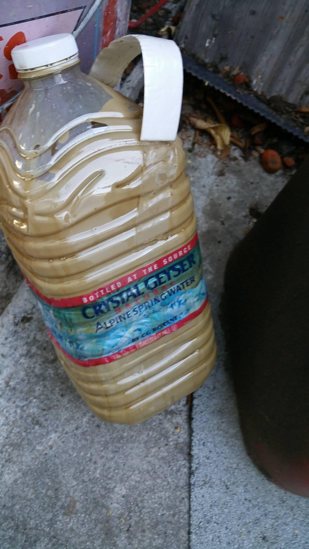 90hp mercury 4 stroke milky oil | Bloodydecks