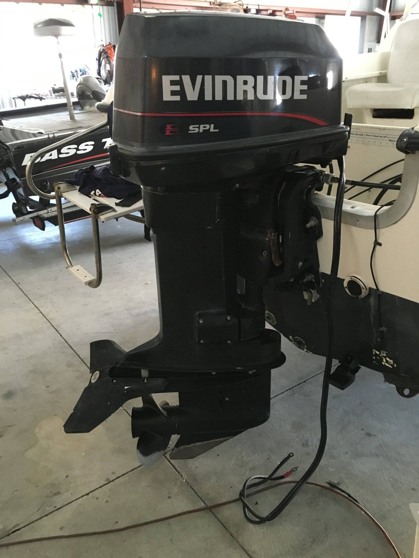 Evinrude 25 Hp >> 1996 Evinrude 112hp Outboard $300 | Bloodydecks
