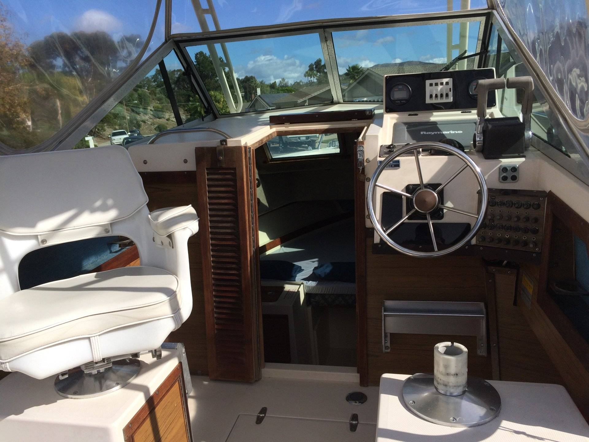 SOLD) 25' Grady-White Sailfish (San Diego) | Bloodydecks