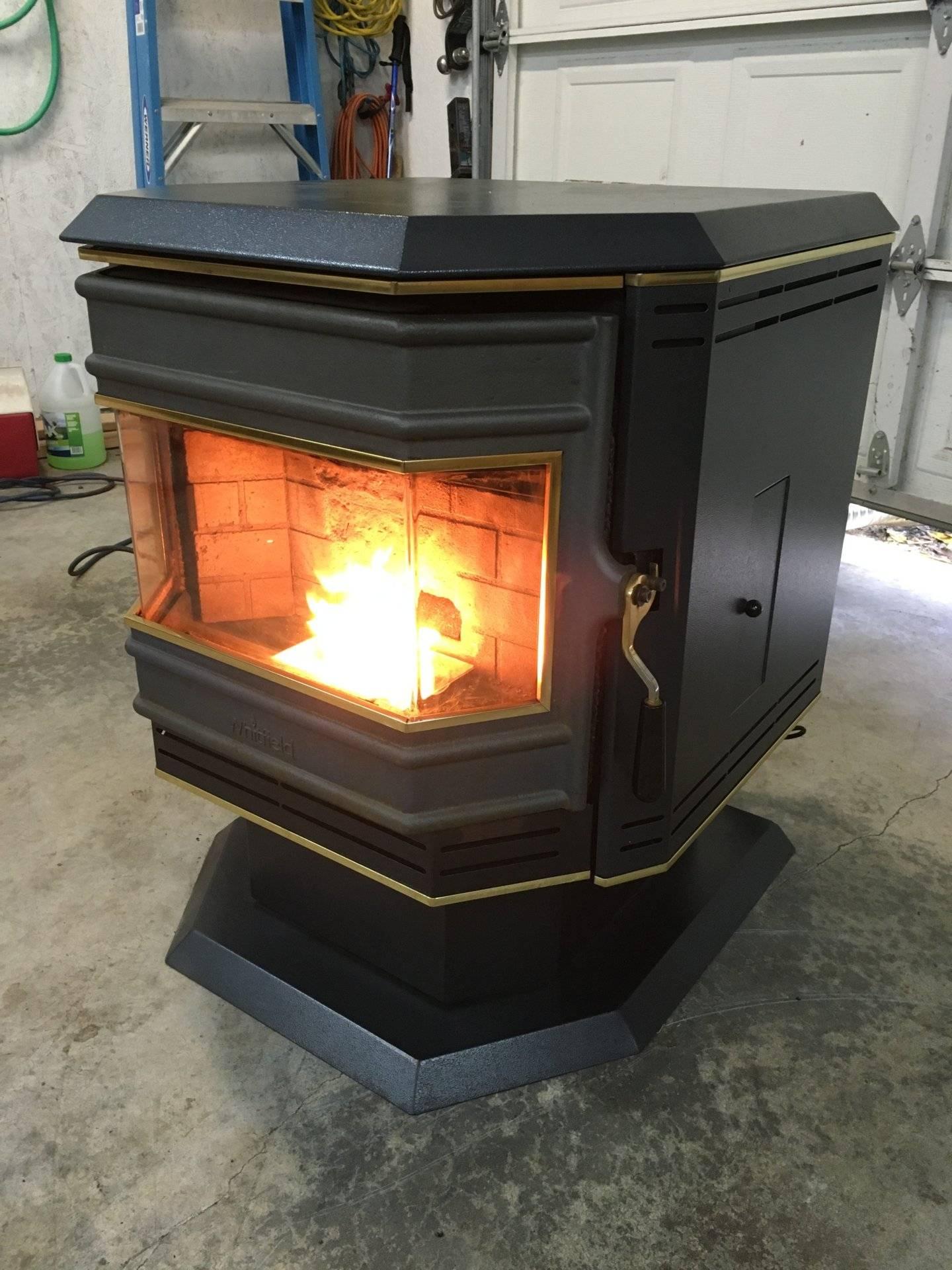 Whitfield advantage plus pellet stove   Bloodydecks
