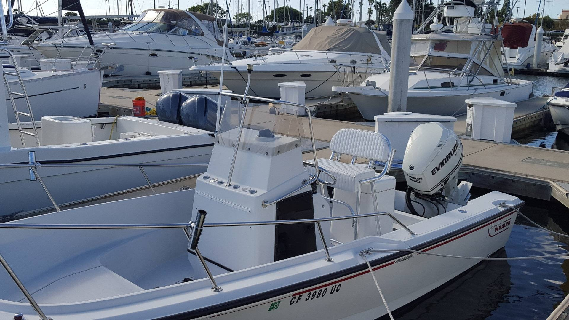 1994 Boston Whaler Outrage 21 Sold | Bloodydecks