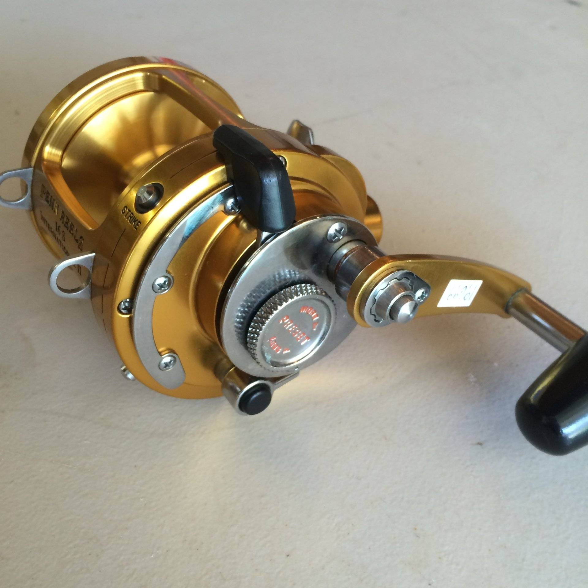 Penn reels for sale for Used saltwater fishing reels for sale