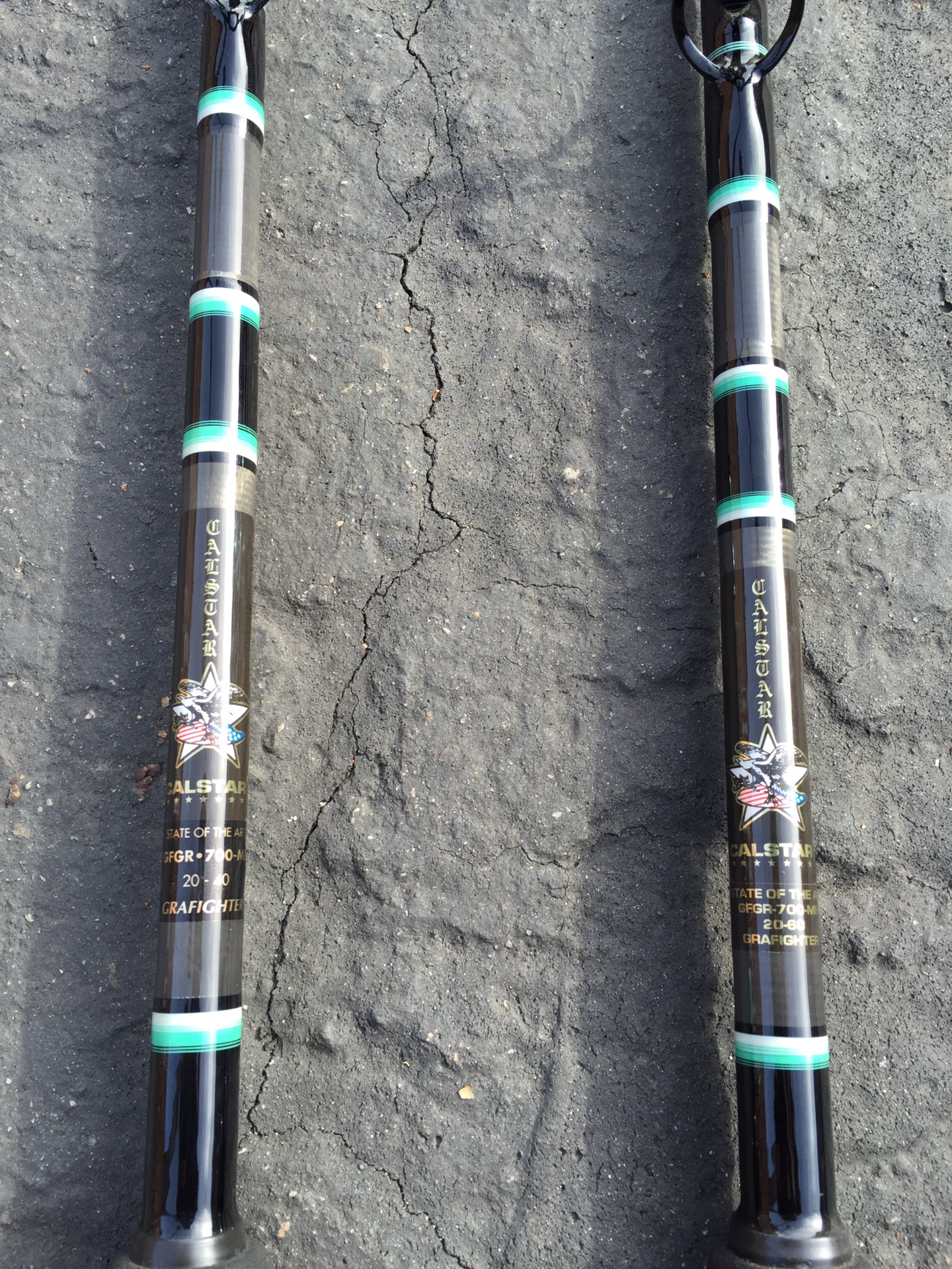 Wts calstar and phenix rod saltwater fishing forums for Calstar fishing rods