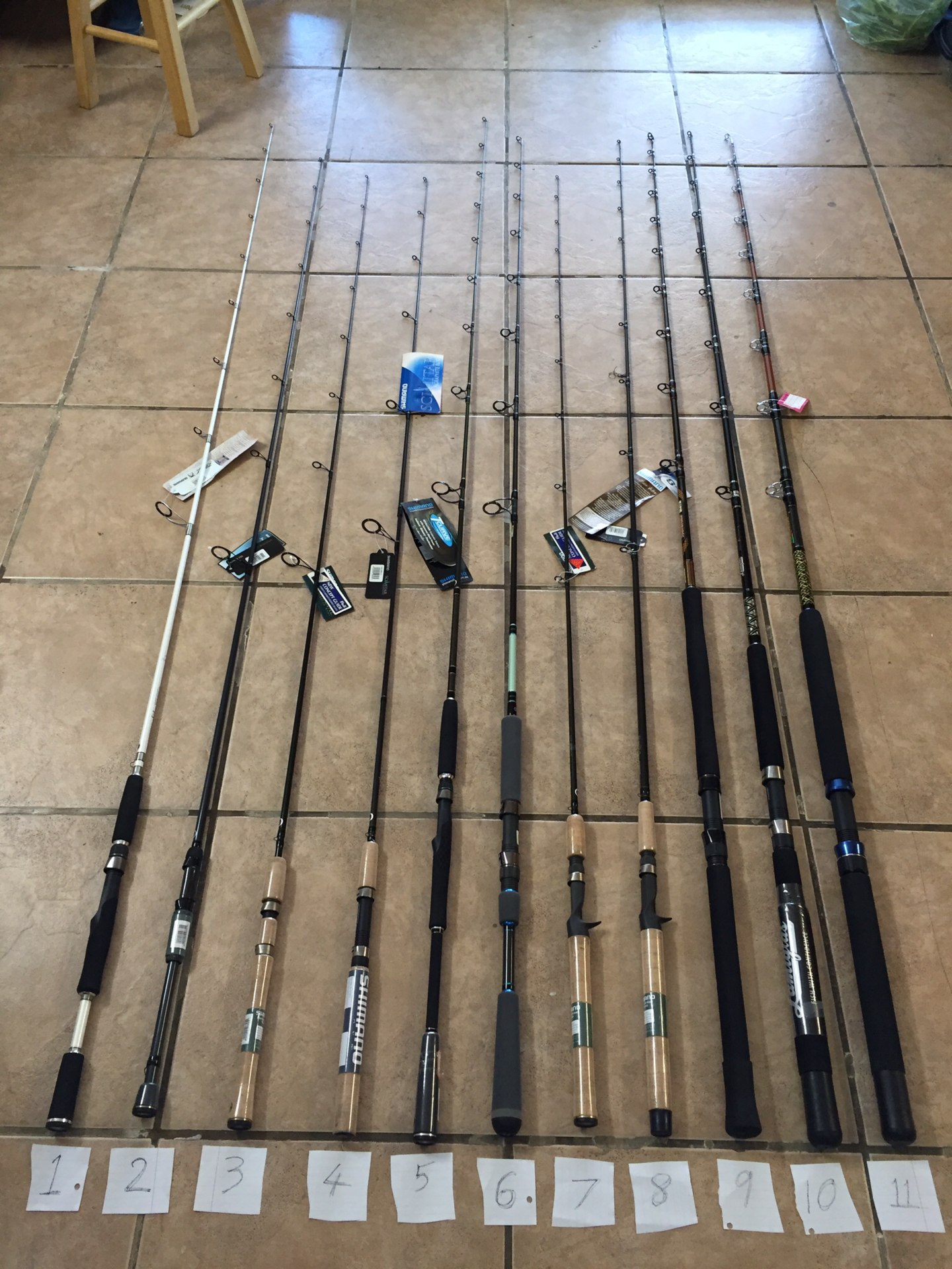 Fishing rods for sale for Fishing tackle sale