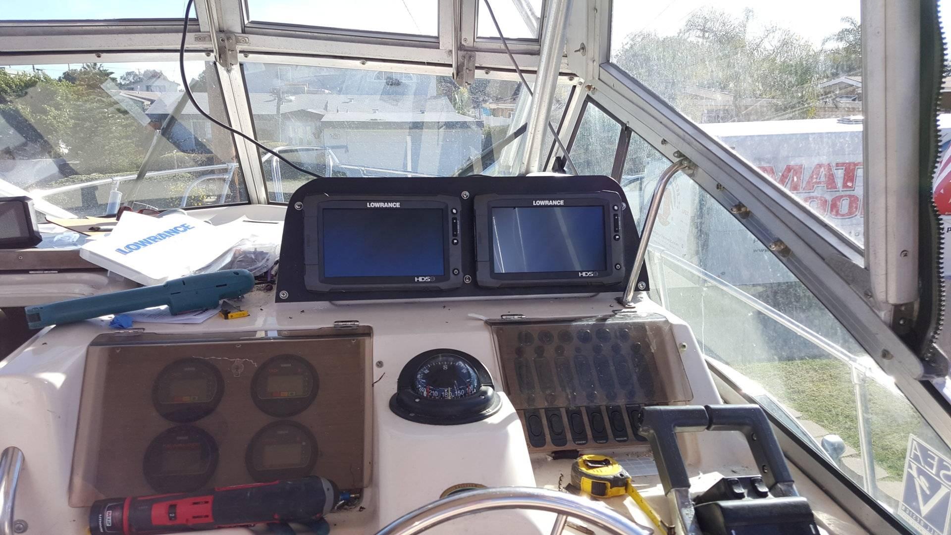 Upgrades to 1998 Grady 272 Sailfish | Bloodydecks
