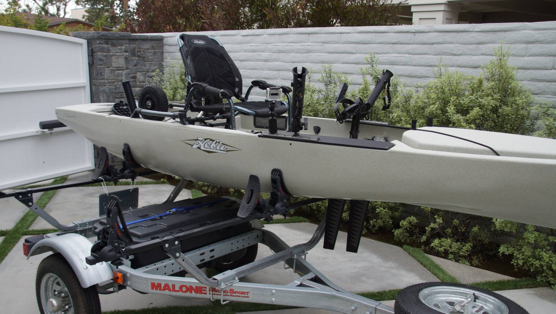 2013 hobie mirage pro angler 14 saltwater fishing forums for Craigslist fishing gear