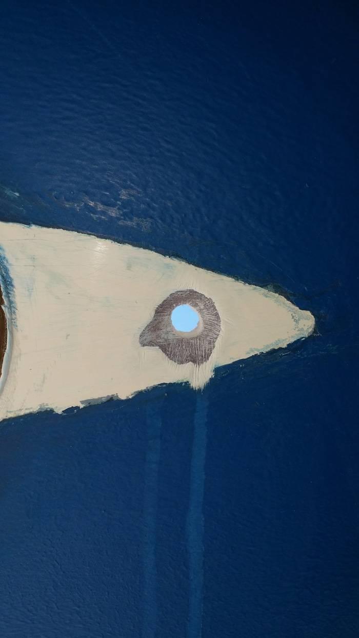 hole in hull reamed.jpg