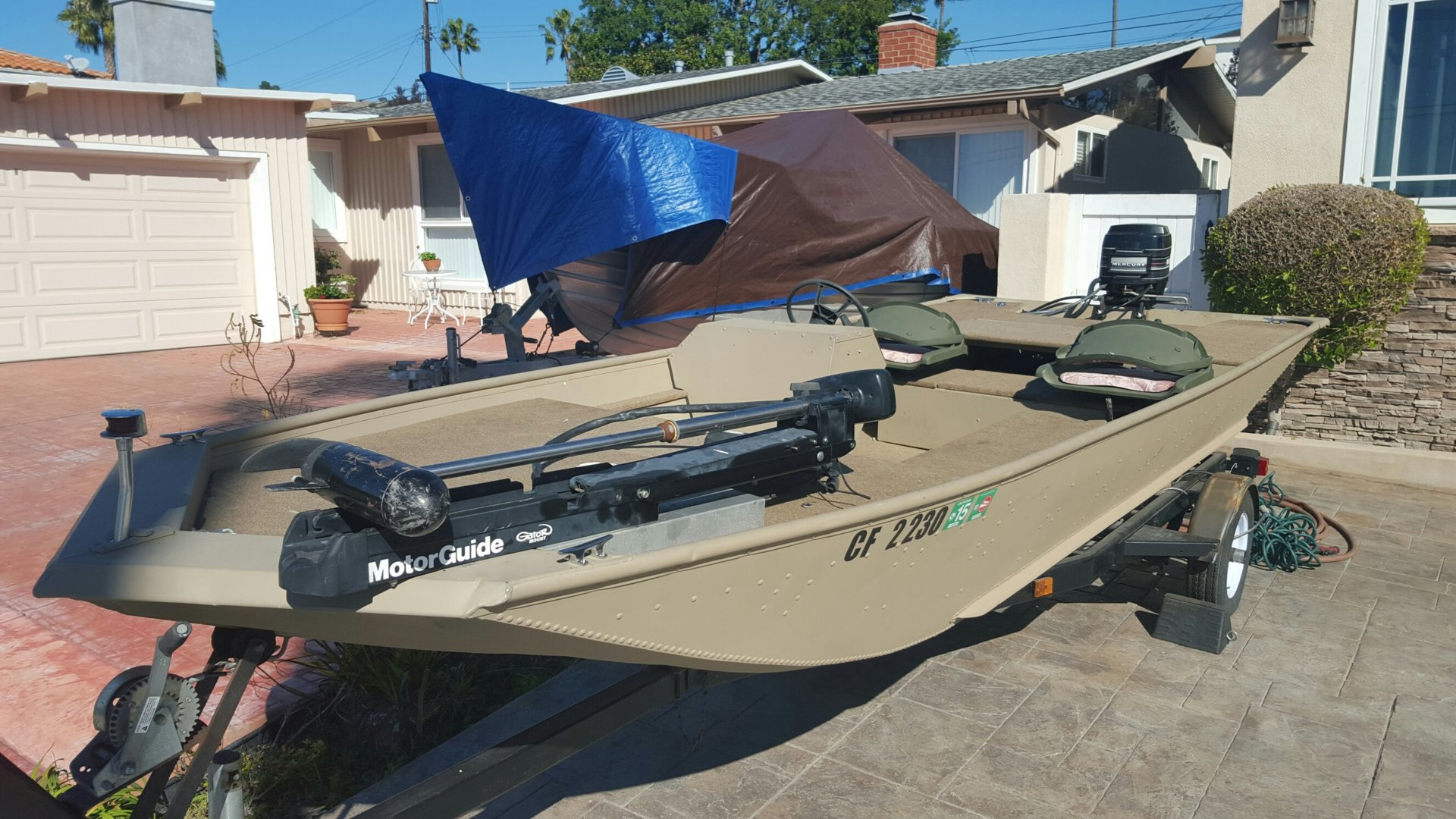 1986 Sea Nymph 35hp Mercury Saltwater Fishing Forums