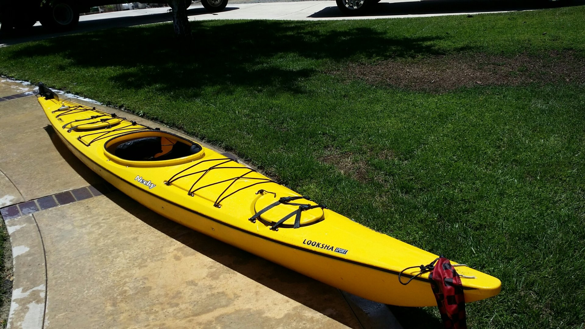 14 foot necky looksha kayak 600 bloodydecks for Best fishing kayak under 600