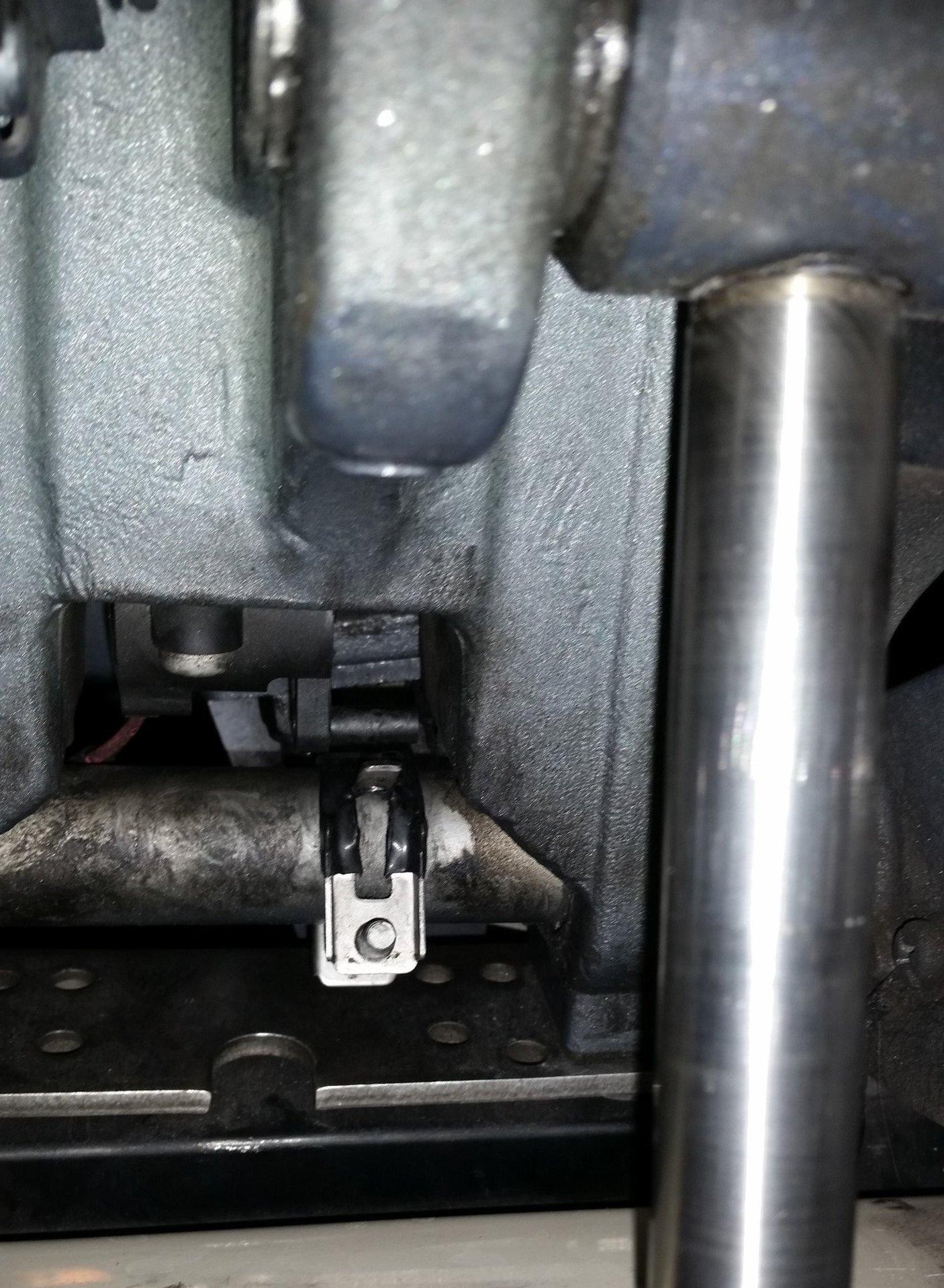 Yamaha Trim Sender Cam Replacement | Bloodydecks
