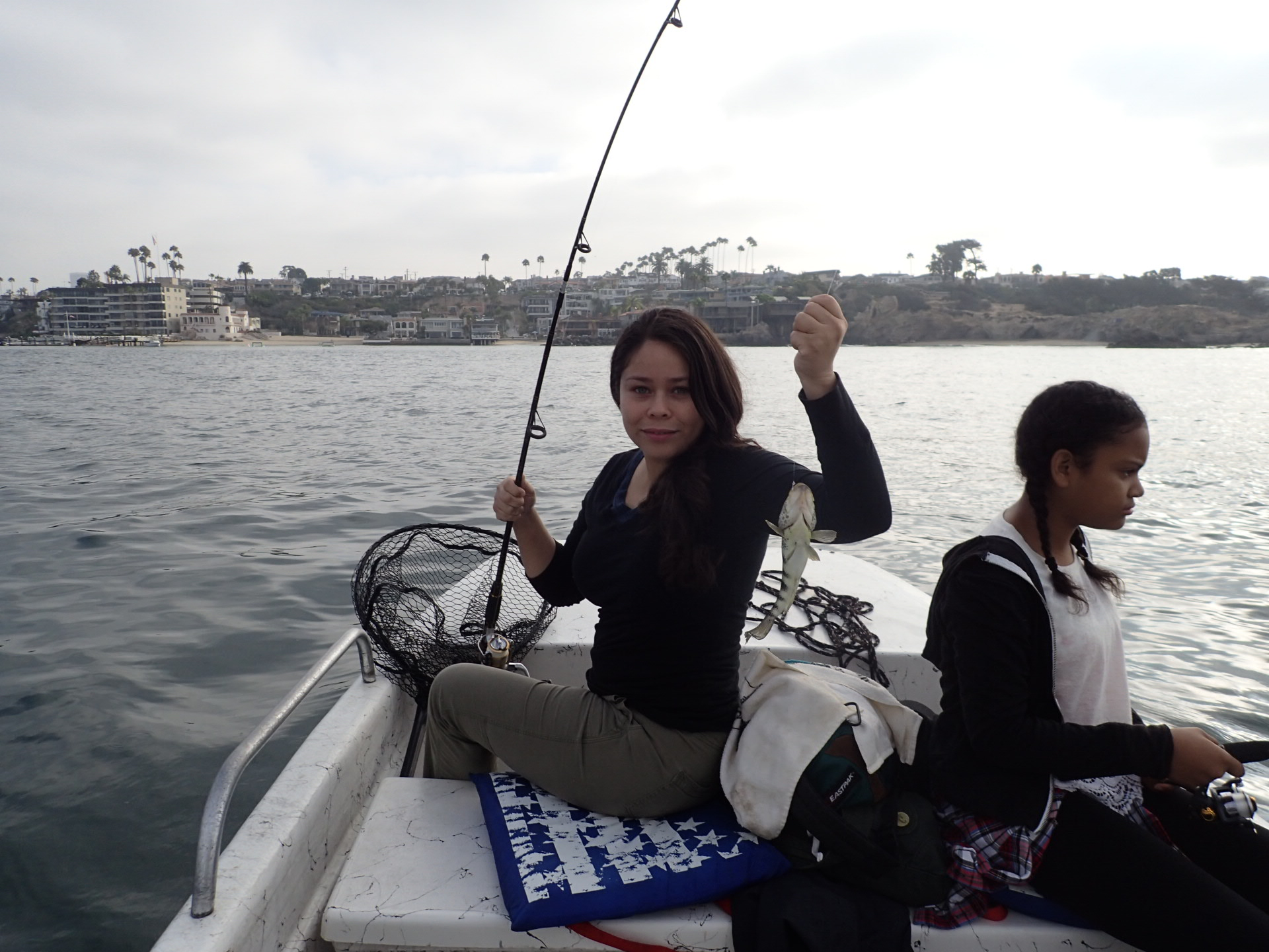 First time fisherchicks saltwater fishing forums for Fish sniffer forum