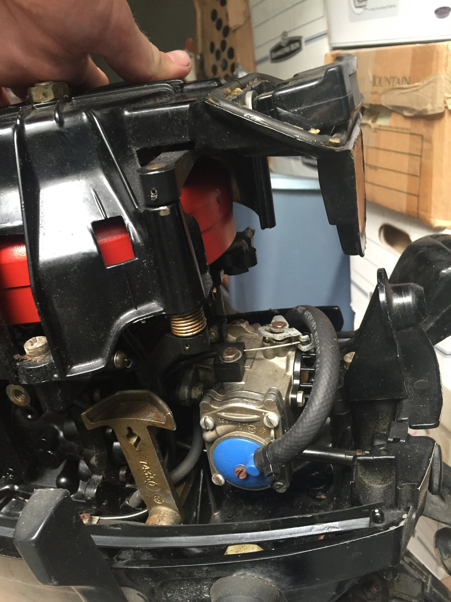Mercury 7 5 hp outboard w pics price reduced 550 for 90 hp outboard motor prices