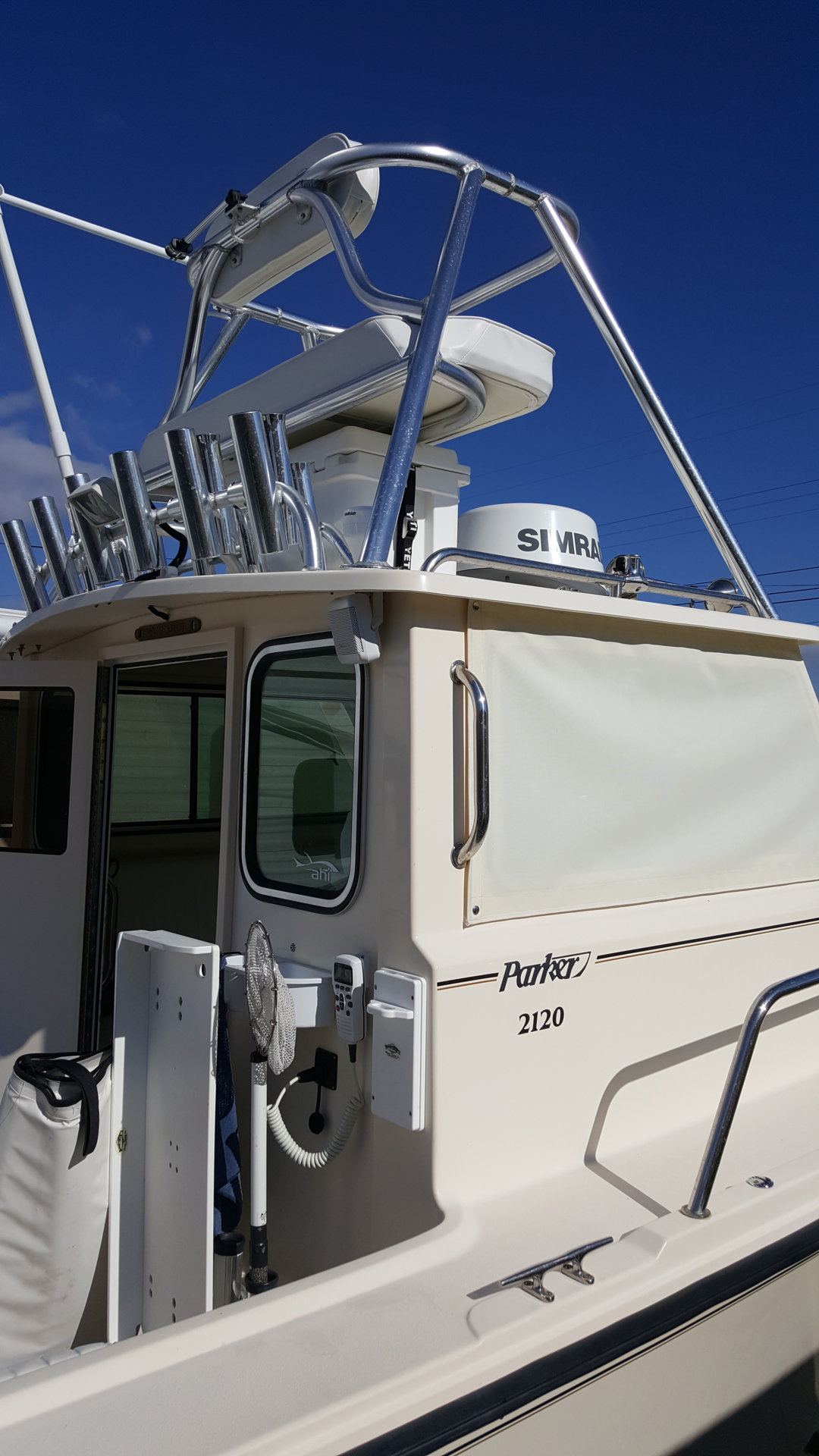 2120 Parker 2003 For Sale Bloodydecks