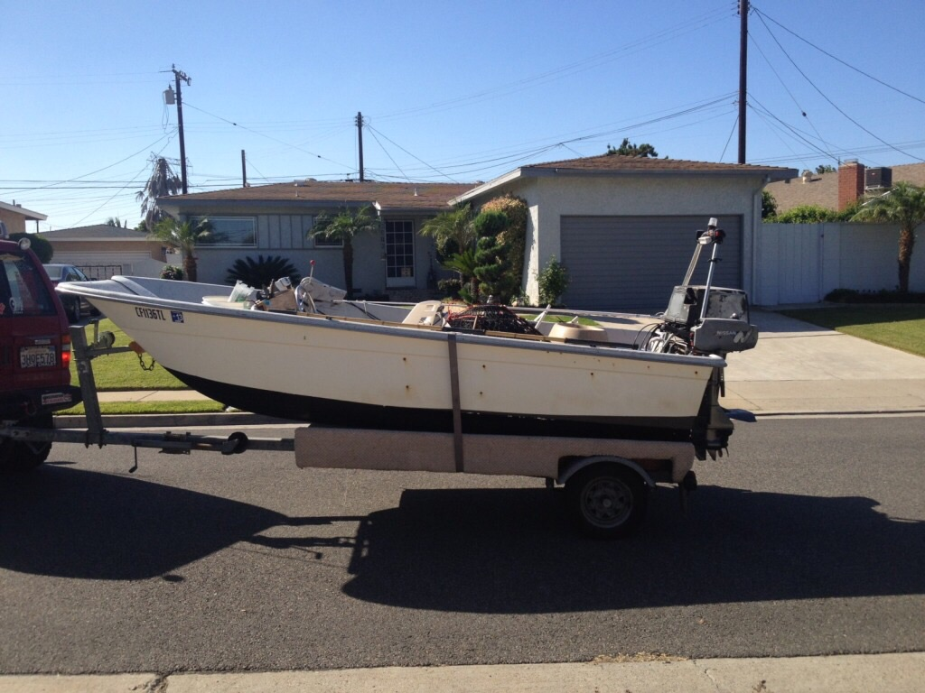 14 ft Livingston 40hp Suzuki | Bloodydecks