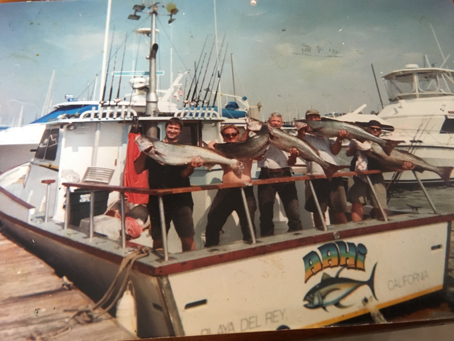 Parker best fishing boat in the industry bloodydecks for Best fishing boats