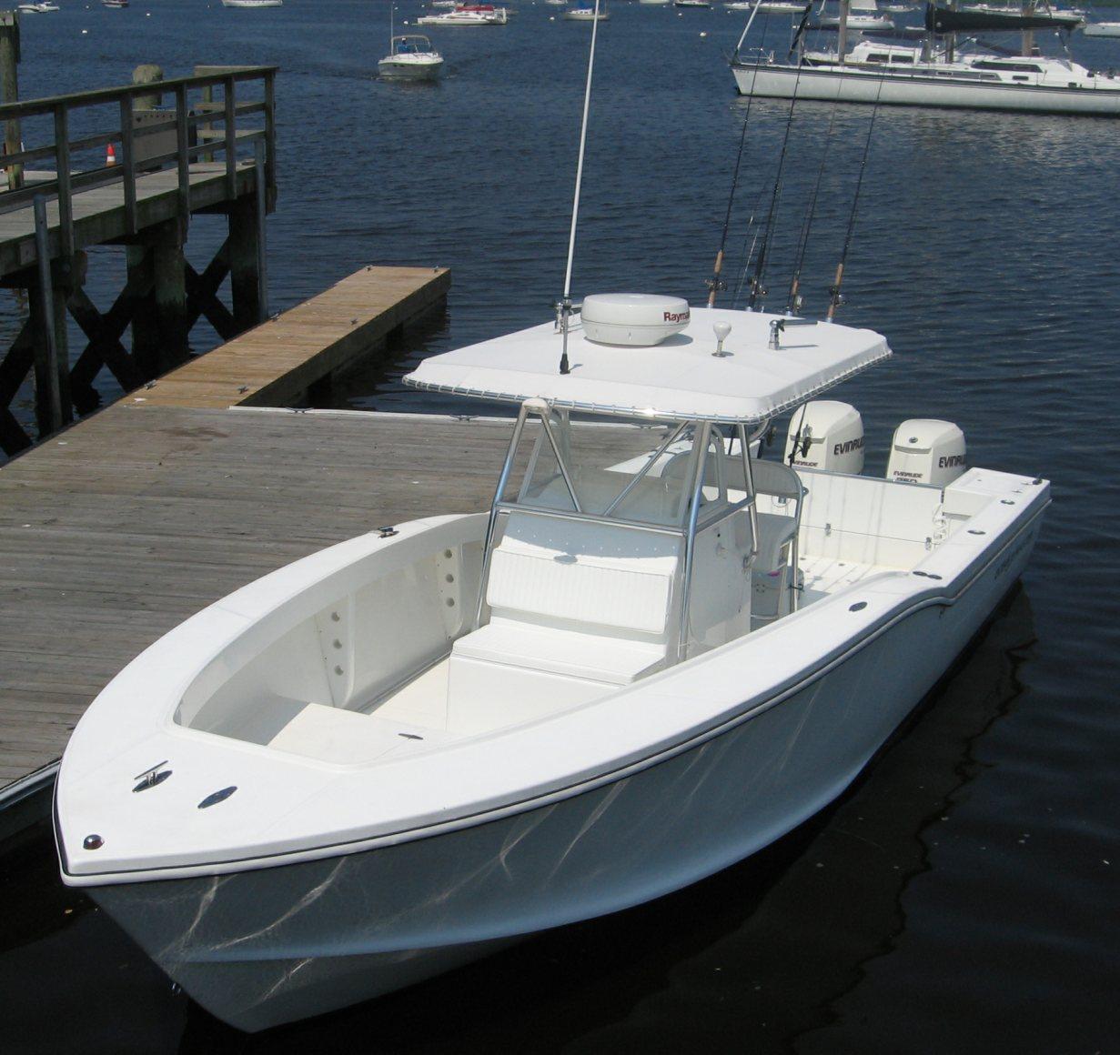 Ocean Master 31 2006 Center Console Boat