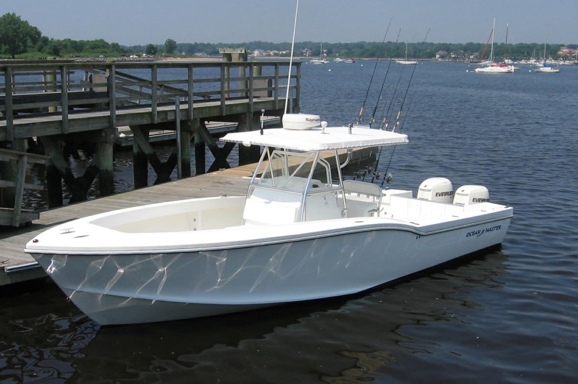 Ocean Master 31 2006 Center Console Boat | Bloodydecks