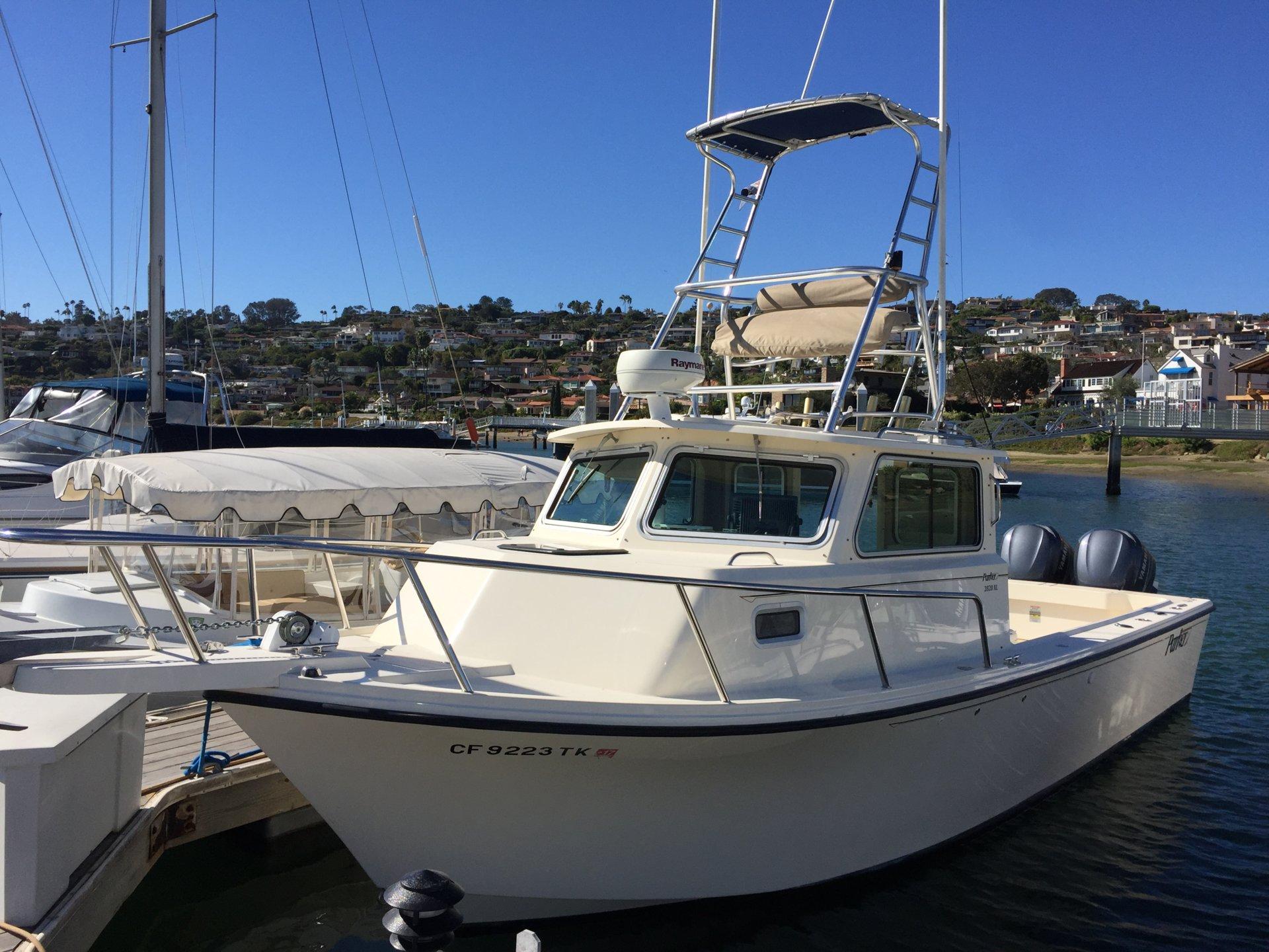 Yamaha For Sale Florida >> 2006 Parker 2820 XLD Sport Cabin Fishing boat | Bloodydecks