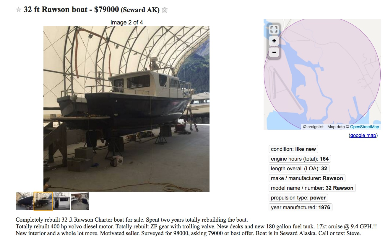 Why wouldn't this be a great boat to have in Westport