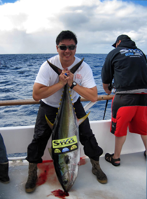More biosphere reserve info saturday morning saltwater for Guadalupe island fishing