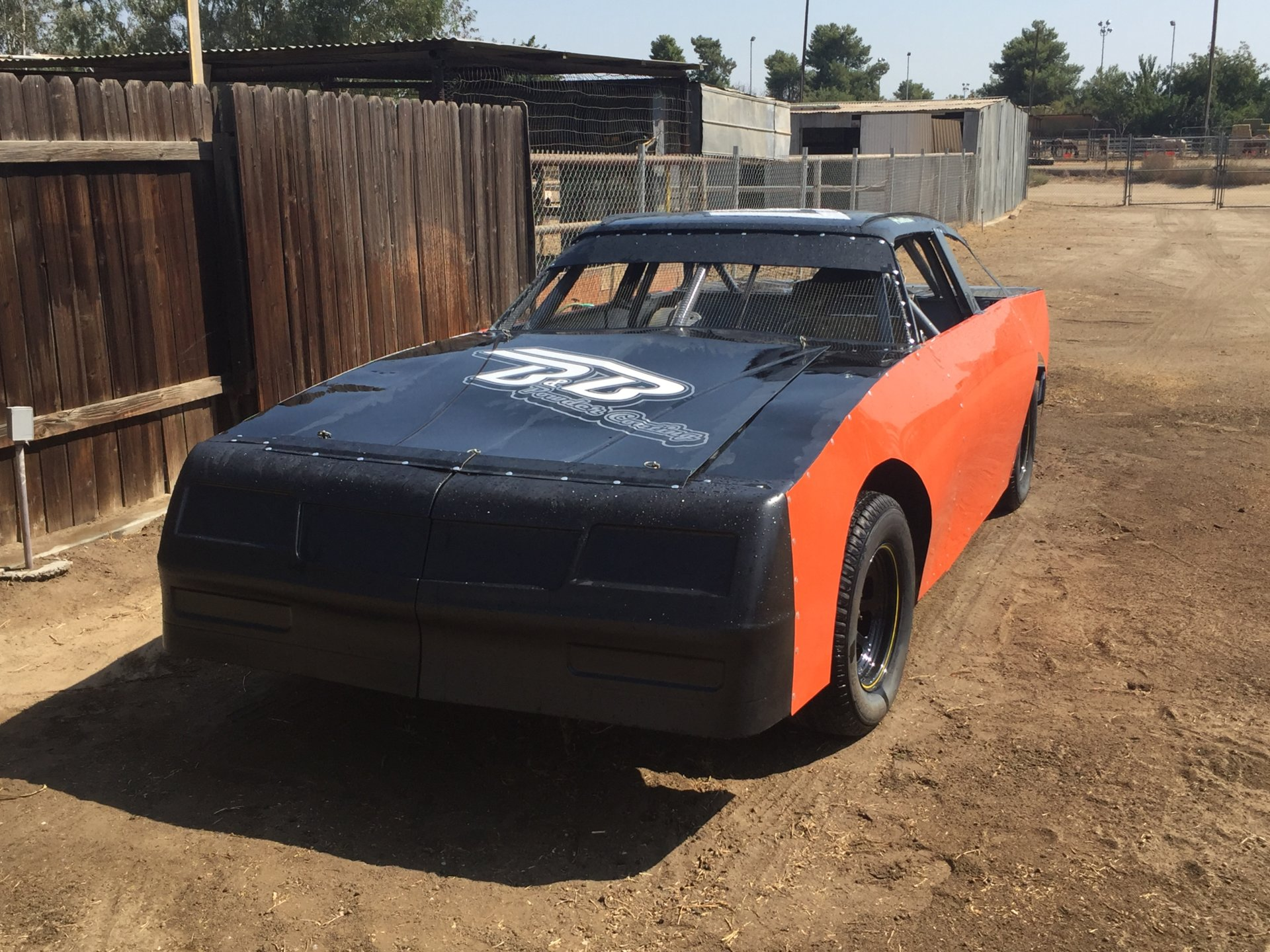 Hobby stock / dirt track / oval track race car | Bloodydecks