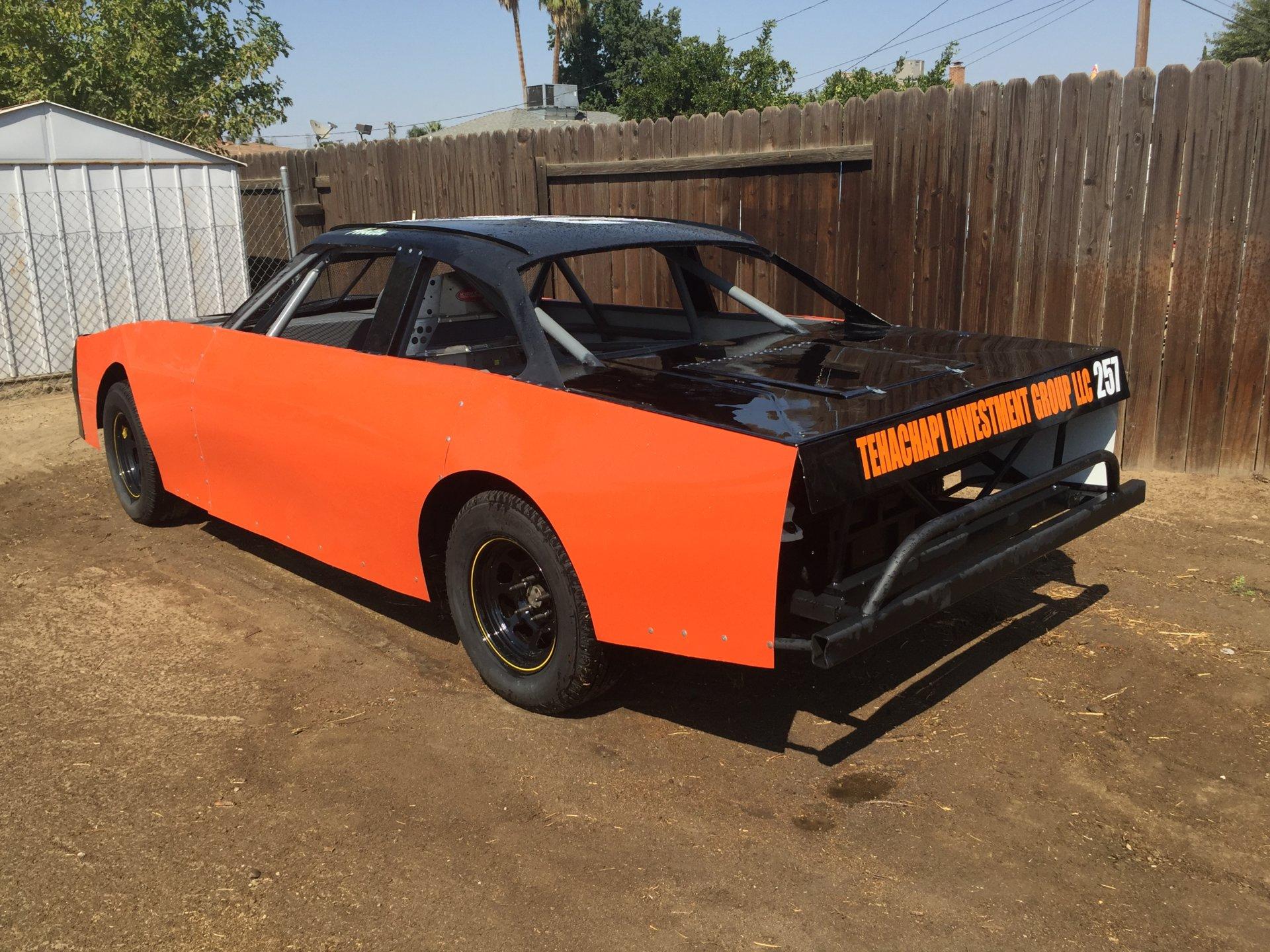 Hobby stock / dirt track / oval track race car | Bloodydecks