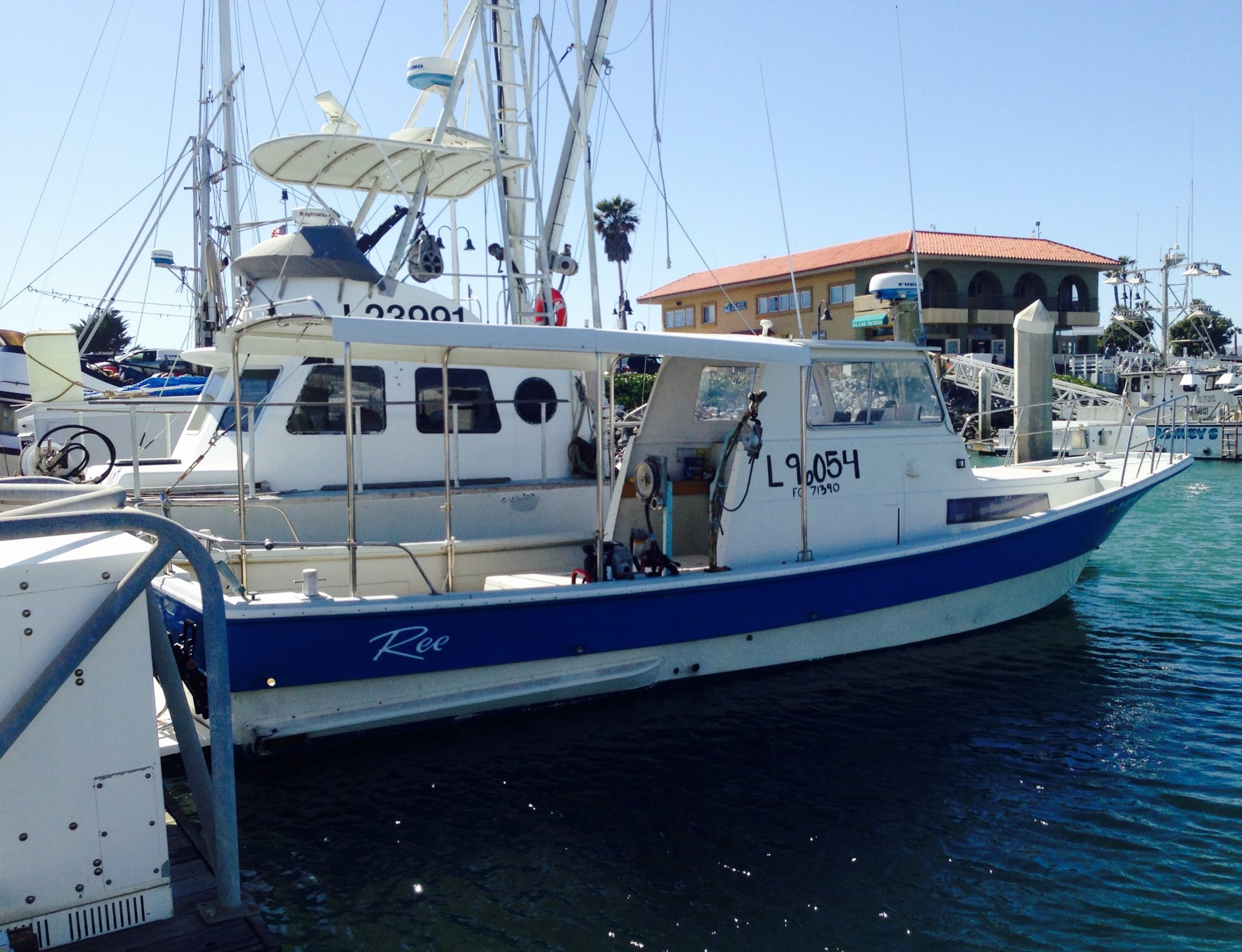 Lowered price 1979 yamaha commercial fishing boat for Fishing boat cost