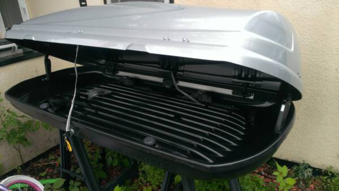 Thule Atlantis 1600 Cargo Box Bloodydecks