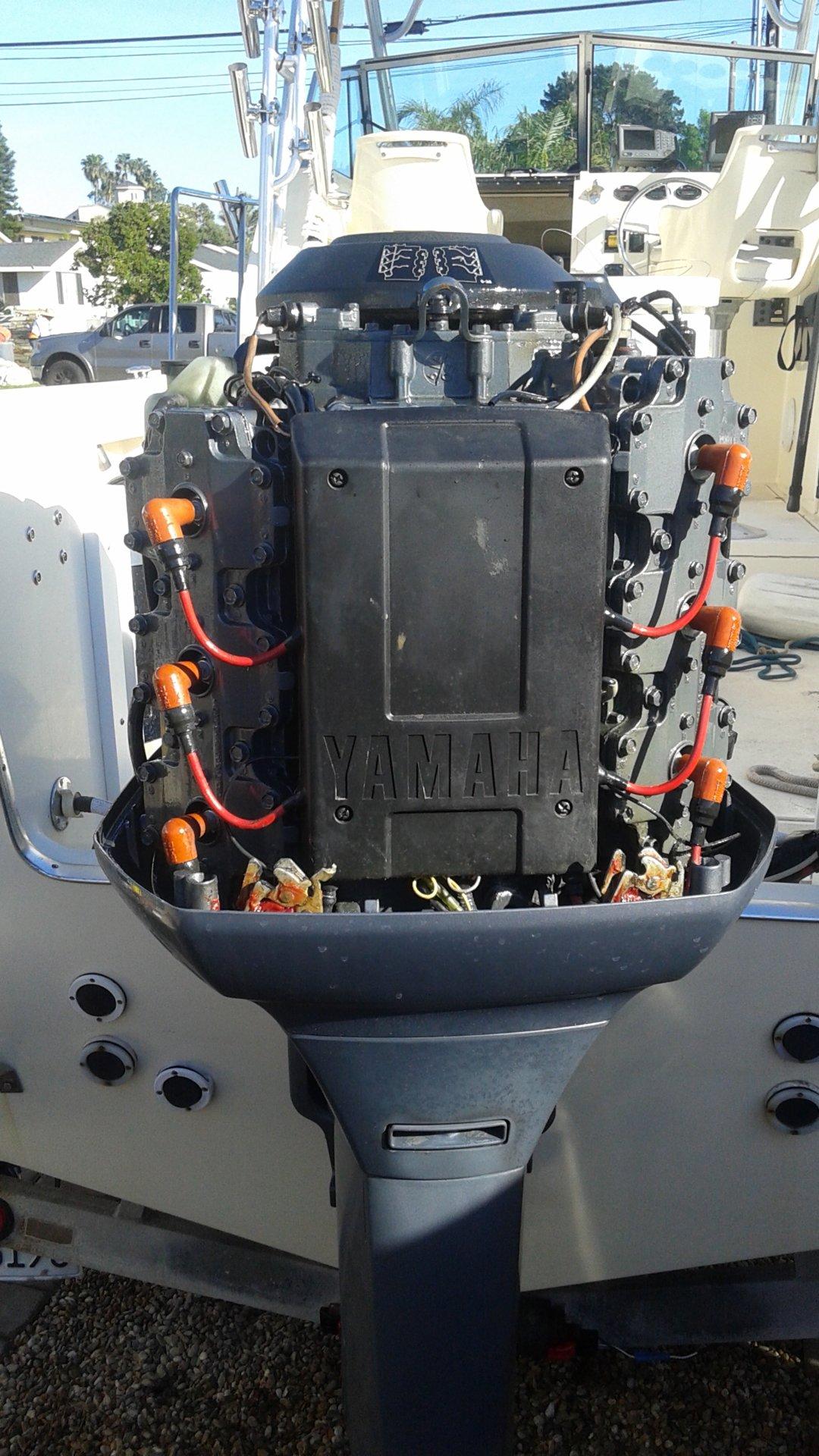 Yamaha 250 Ox66 Outboard  4500
