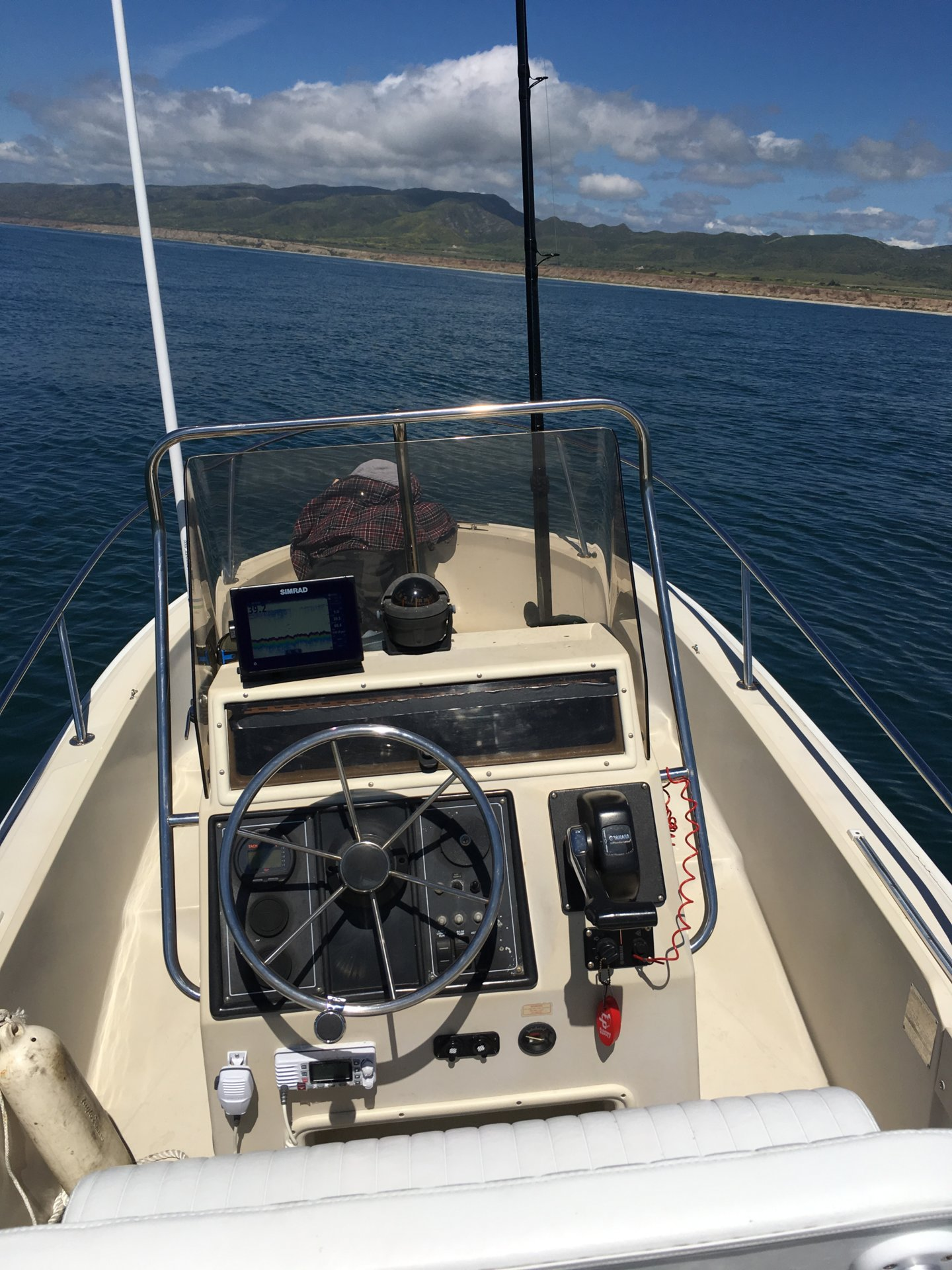Aluminum Boats For Sale Bc >> 1994 Boston Whaler Outrage 17 | Bloodydecks