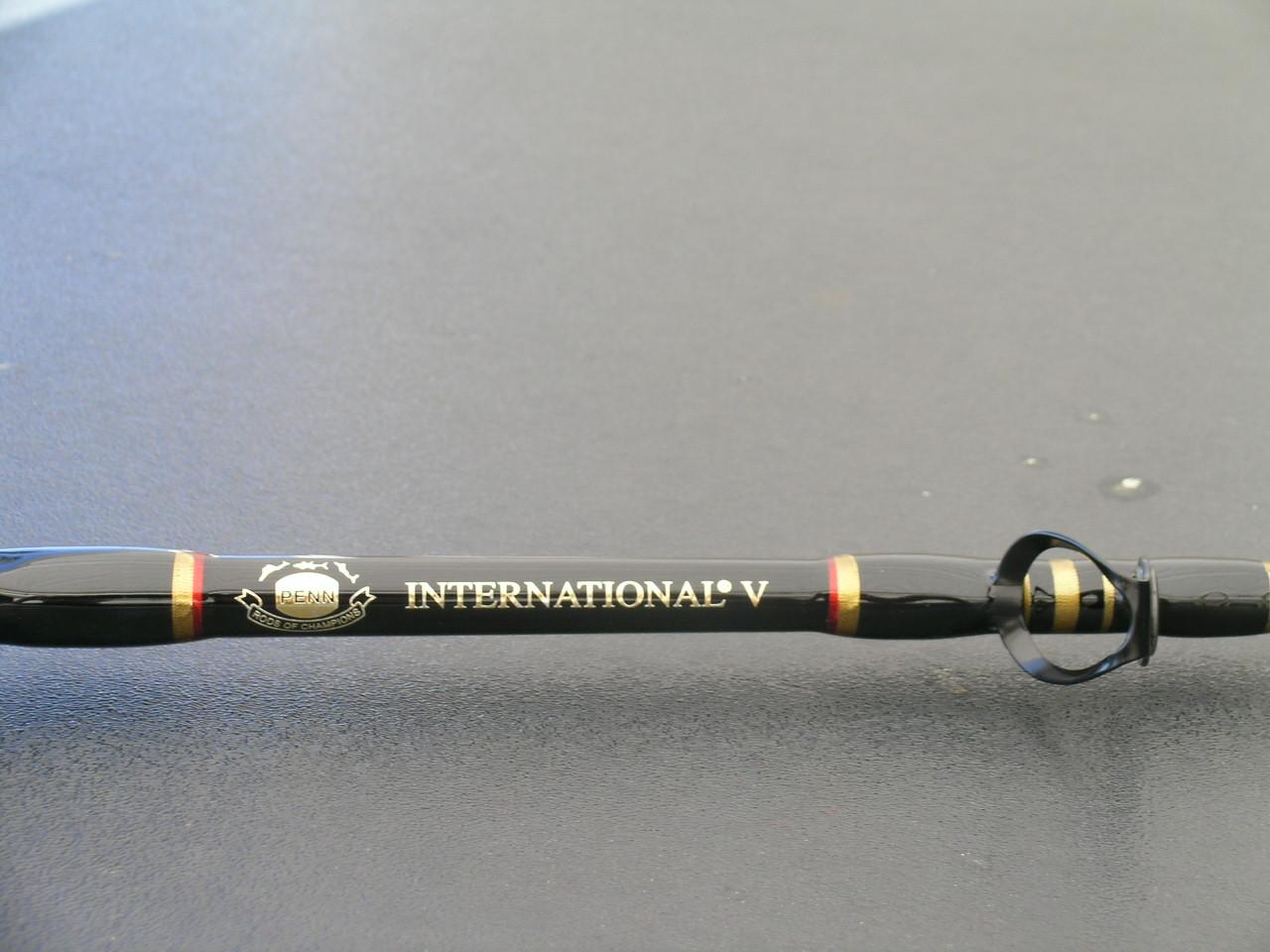 Penn International Stand up rod | Bloodydecks