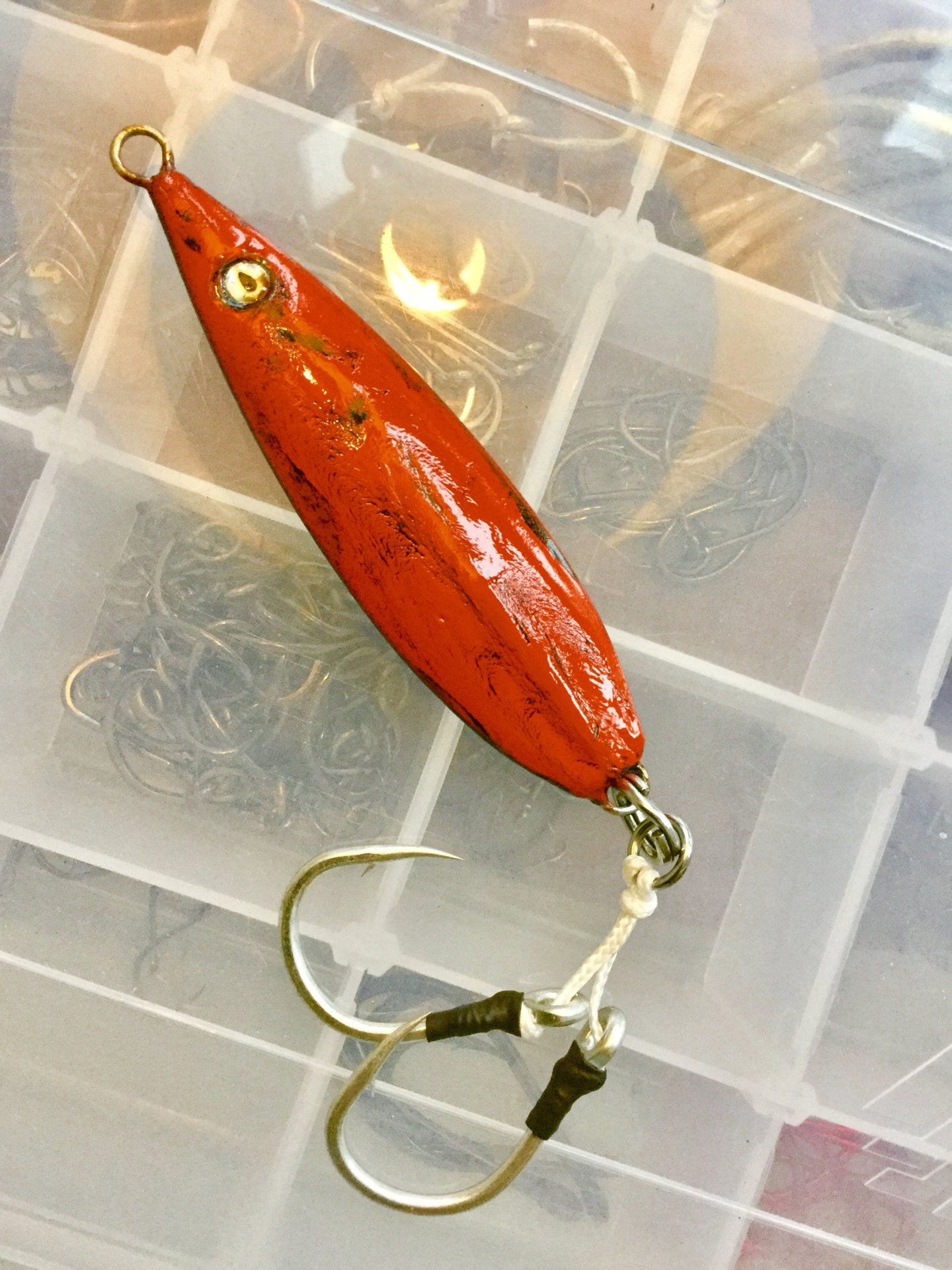 Introducing The Pelagic Red Crab Flat Fall Bloodydecks