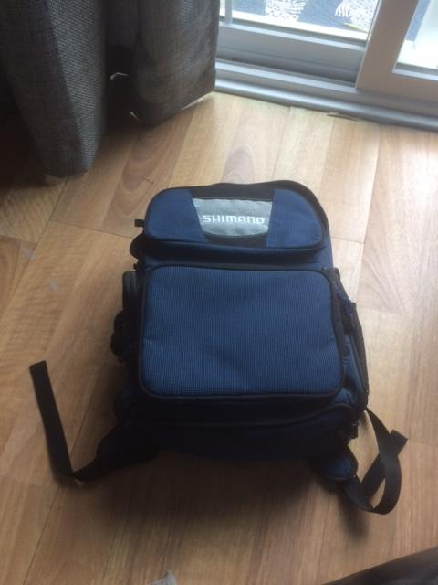 Wtb Shimano Backpack Bloodydecks