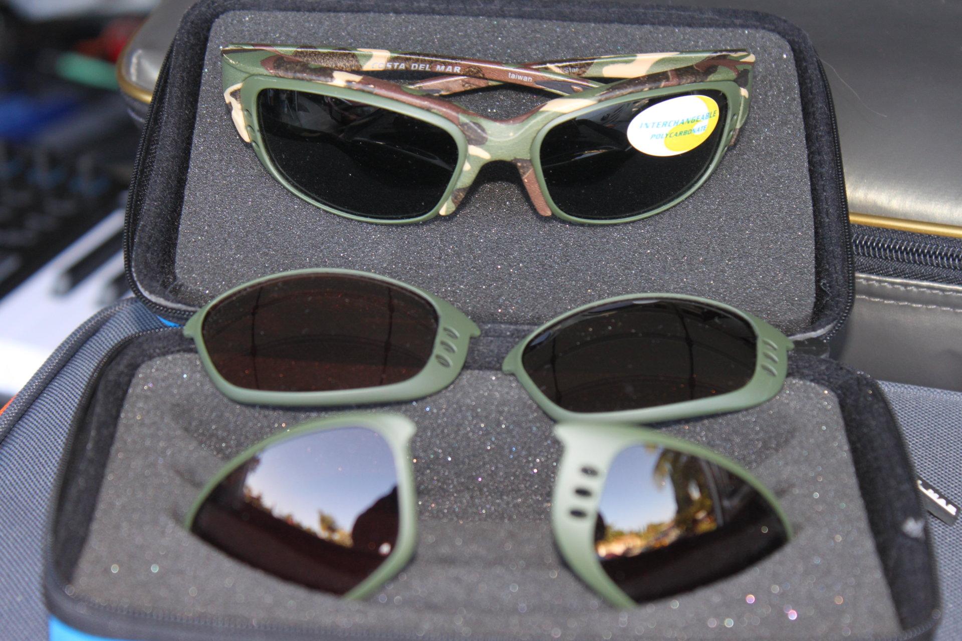 562ebb9a3f Costa del Mar Tropic Star Polarized Model TS2301 Camouflage Frame w ...