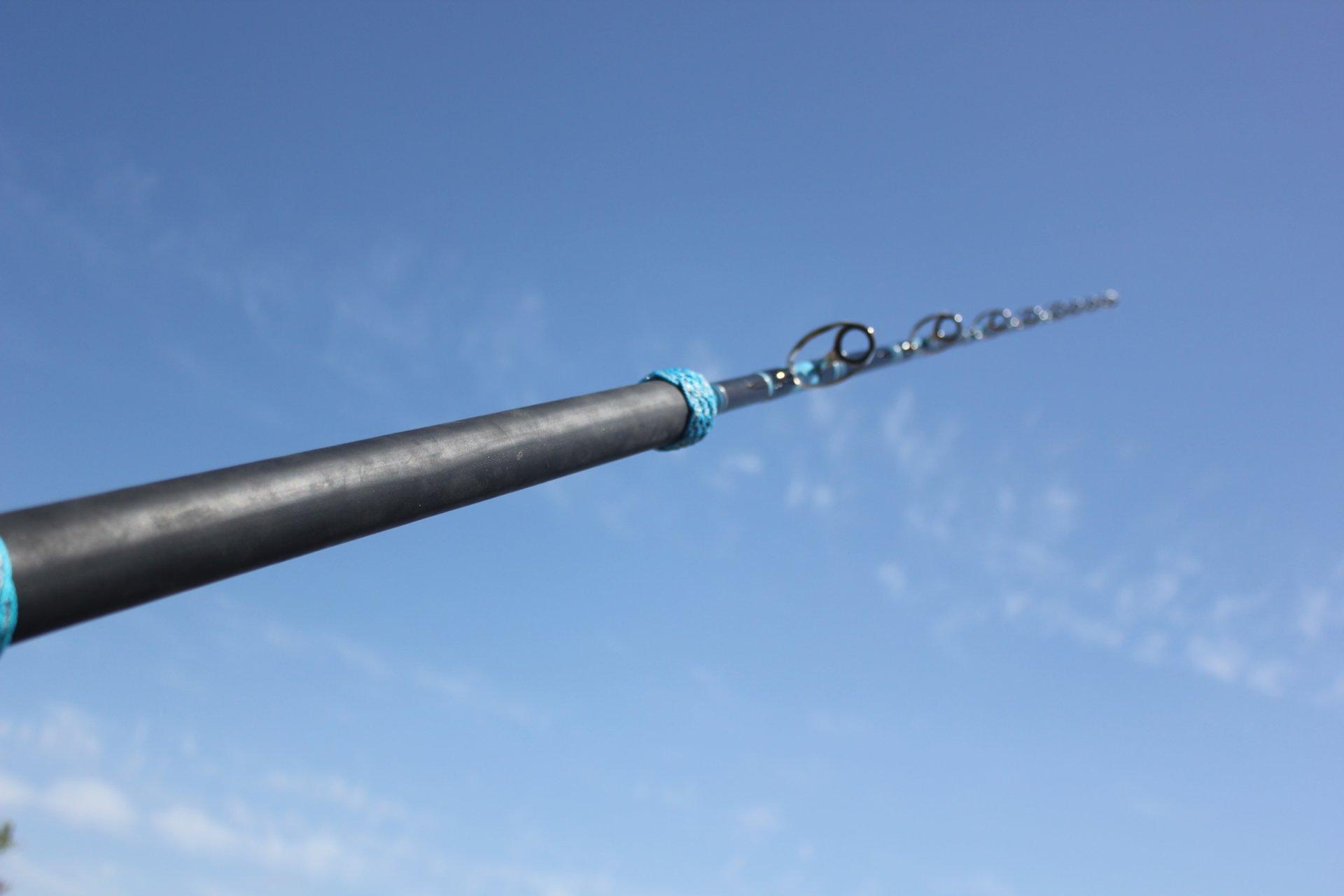 Hammer time rainshadow rctb 70 xxh bloodydecks for Hammer fishing rods