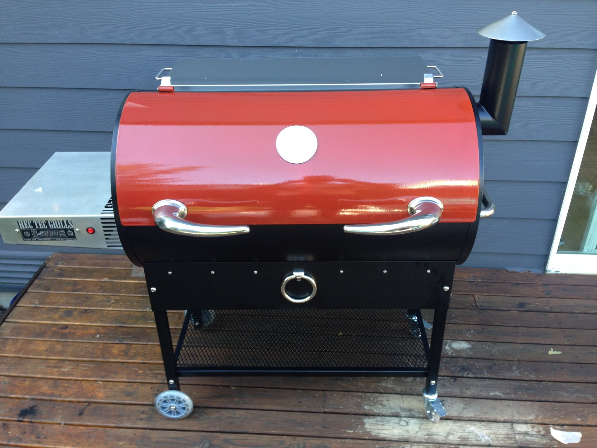 Treager Grill or Green Mountain | Bloodydecks