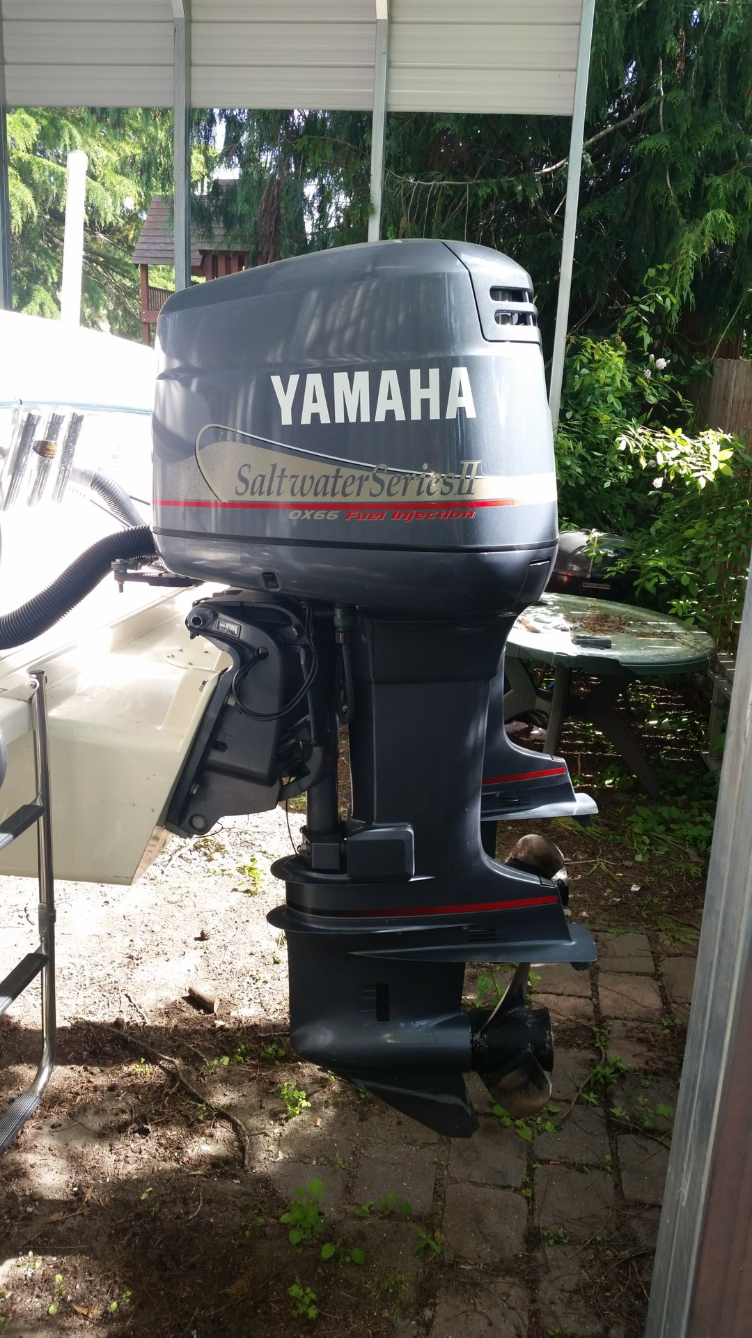 99 Yamaha Saltwater Series Ii Ox66 200 Hp Outboards Bloodydecks Outboard Wiring Portmotor