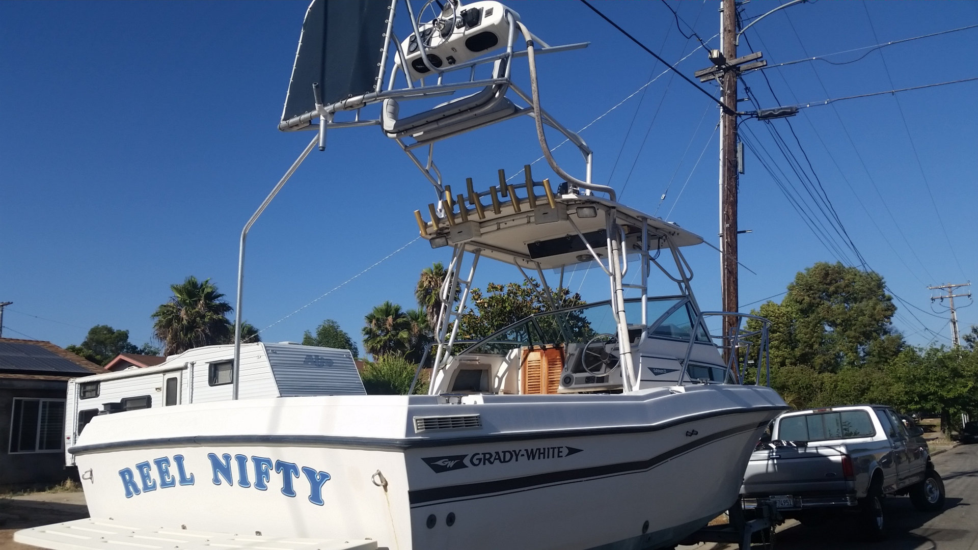 23 ft grady white sailfish diesel | Bloodydecks